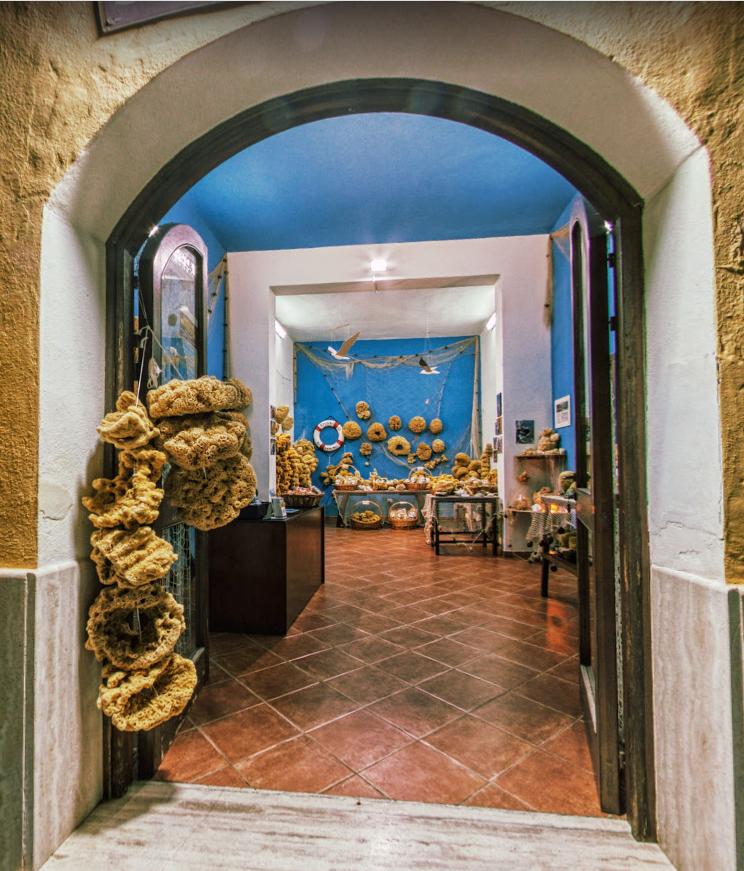 Spugnificio Giovannino Lampedusa