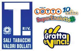 Ricevitorie lotto -Tabacchi
