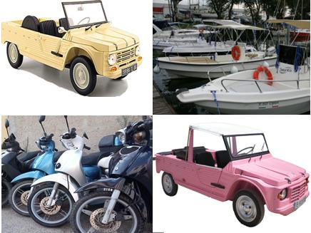 Noleggio Auto e Moto